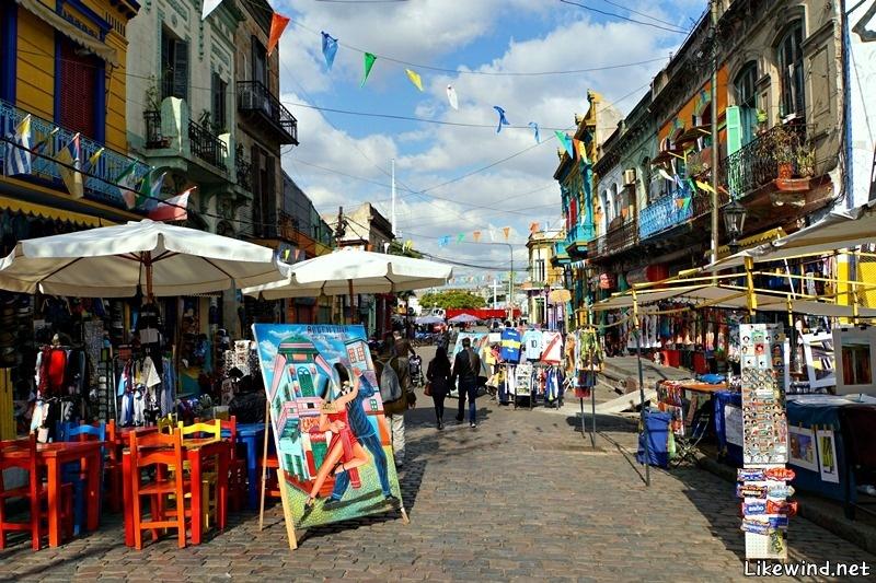 아르헨티나 부에노스아이레스 여행.
