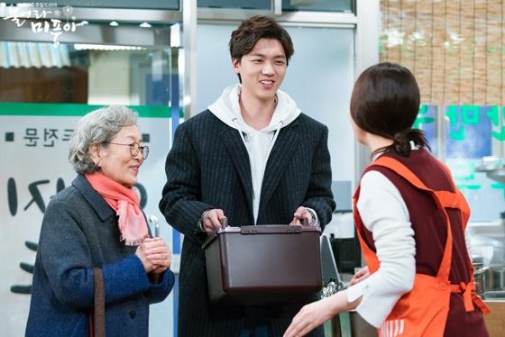 MBC 주말드라마 <불어라 미풍아> 속 한 장면. 극 중 장수(장세현 분)의 모습이 보인다.