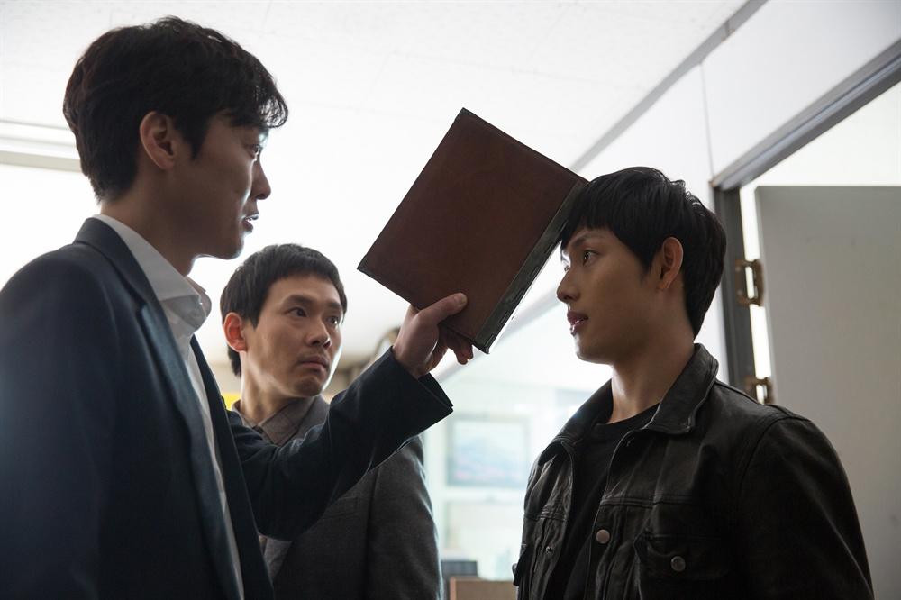 영화 <원라인> 영화 <원라인> 관련 사진.