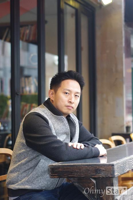 영화 <원라인>을 연출한 양경모 감독.