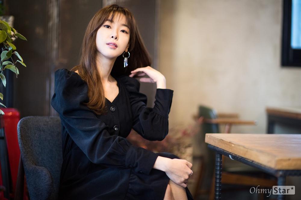 개봉 예정 영화 <메리크리스마스 미스터 모>에서 예원 역을 맡은 배우 고원희.