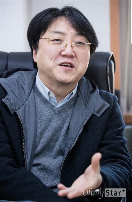 유영식 한국영화아카데미(KAFA) 원장