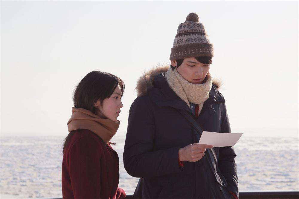 영화 <바람의 색>의 한 장면.