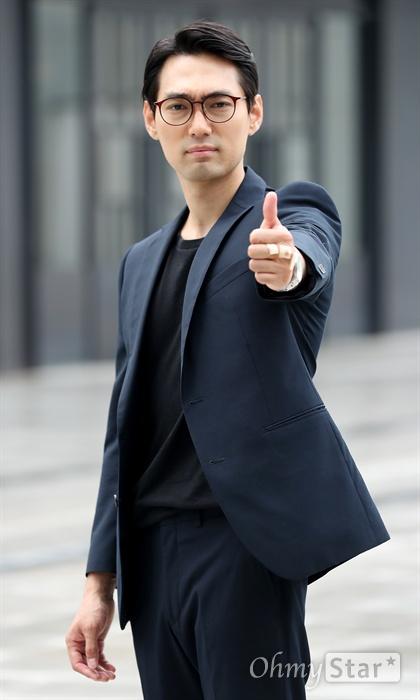 영화 <튼튼이의 모험>의 배우 백승환
