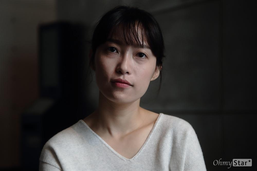 제23회 부산국제영화제(BIFF) 뉴커런츠 초청작 영화<선희와 슬기> 연출한 박영주 감독.