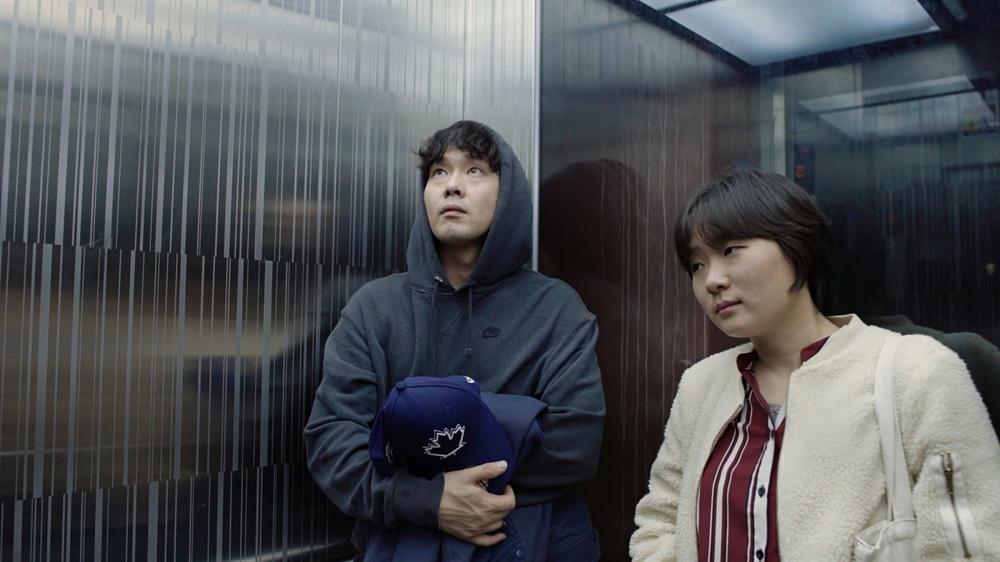 영화 <밤치기>의 한 장면.