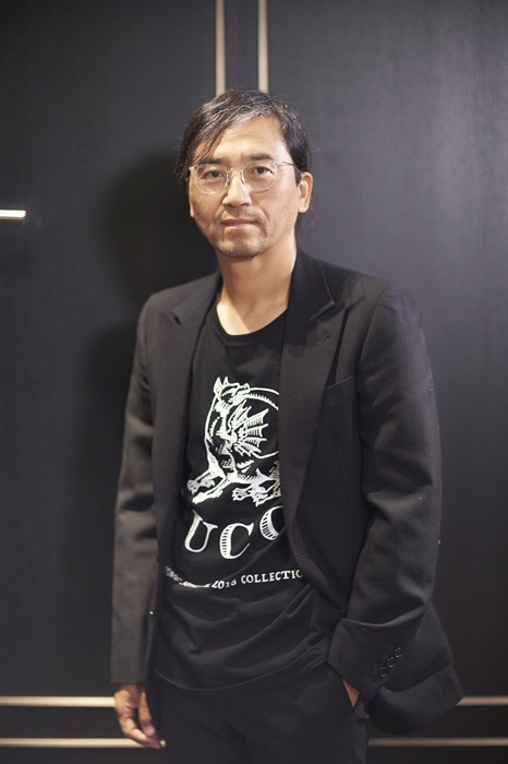 3D 애니메이션 <점박이 한반도의 공룡2>의 한상호 감독.