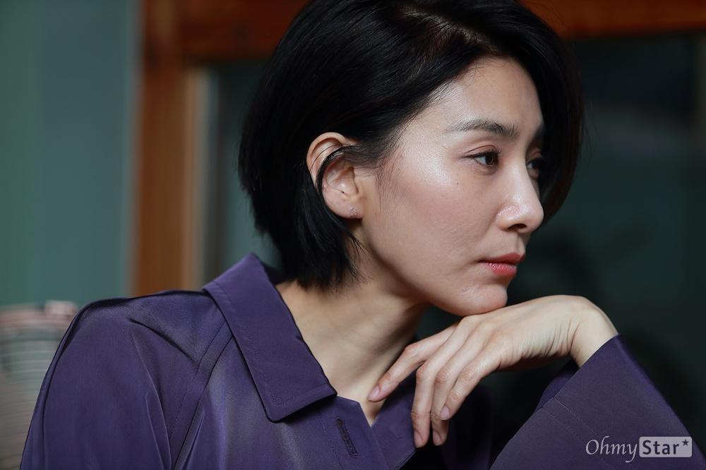 JTBC 드라마 'SKY캐슬' 김주영 역 배우 김서형.