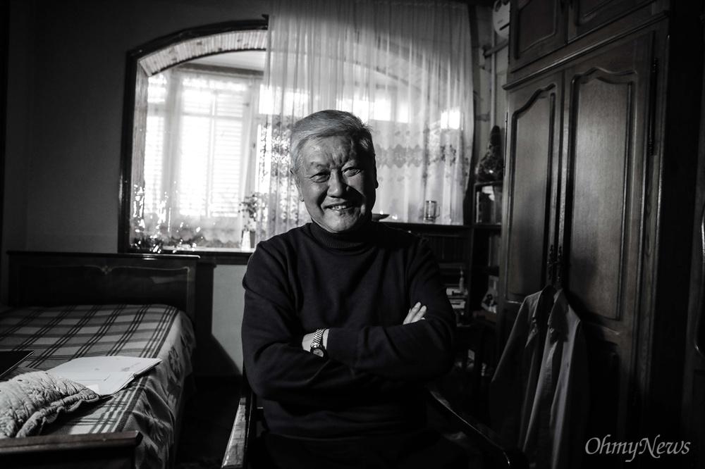 독립운동가 한성걸 선생의 손자인 한 블라디슬라브.
