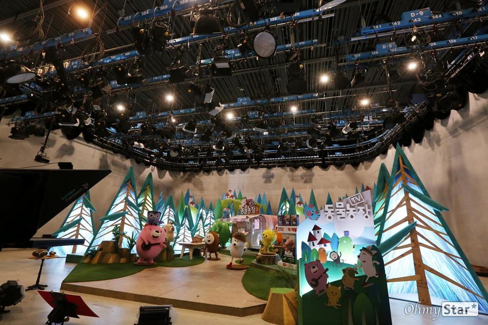 'TV동물농장' SBS < TV동물농장 > 녹화현장