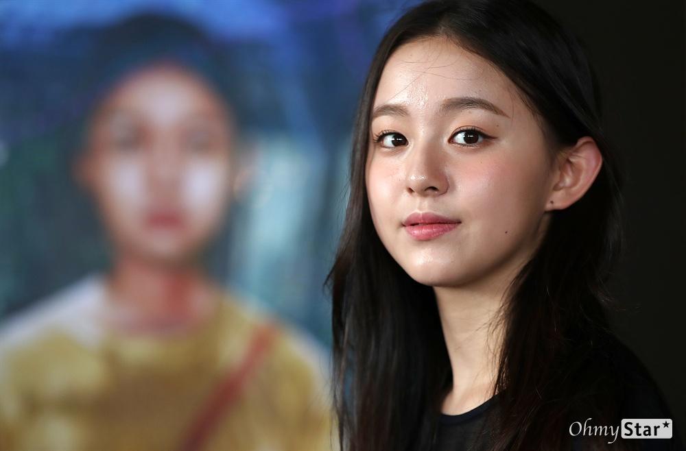 영화 <벌새>의 배우 박지후