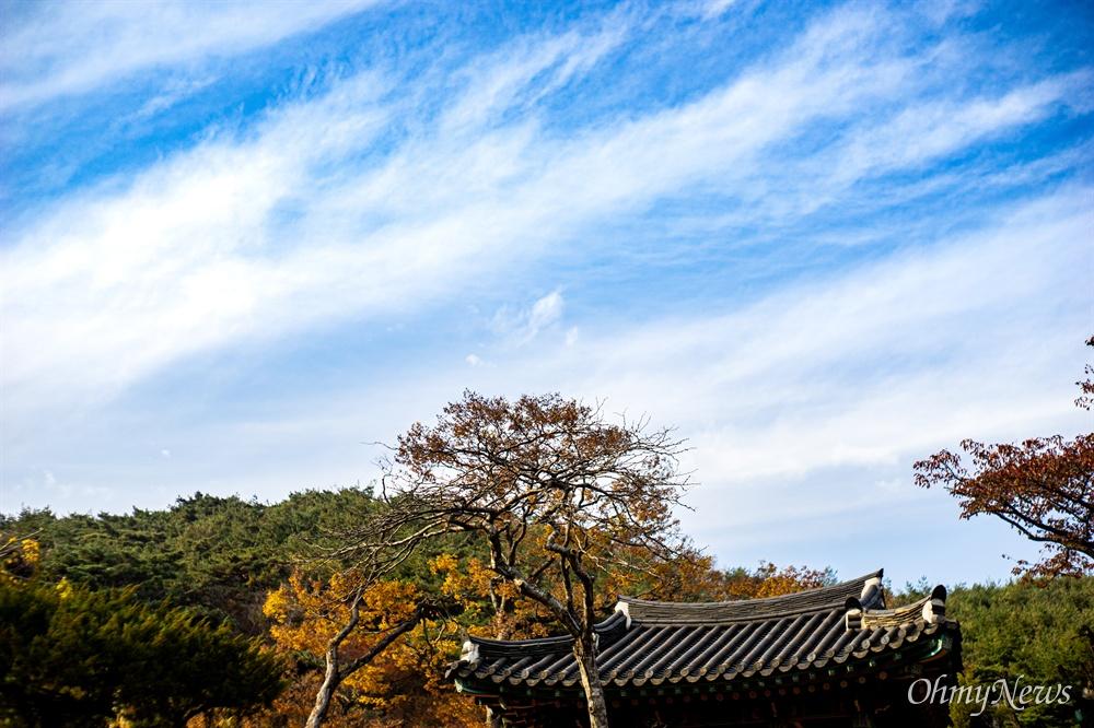 인천의 가을.
