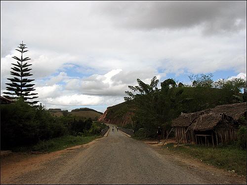 마나카라 가는 길
