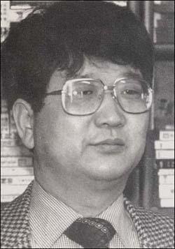 책을 펴낼 당시의 김수행 선생.