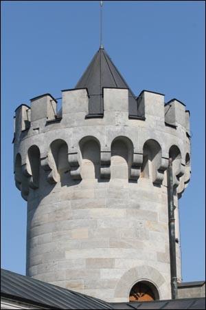 노이슈반스타인 성 노인슈반스타인 성의 망루