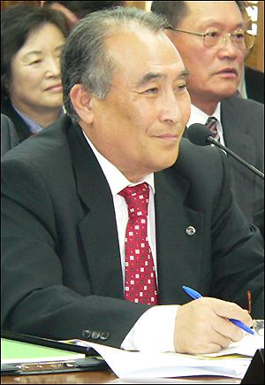 김지환 충남대 총장직무대리