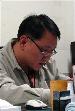 손일준  (주)신기술산업 기술이사
