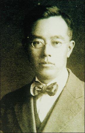 임시정부 부주석을 지낸 독립운동가 김규식(자료사진).