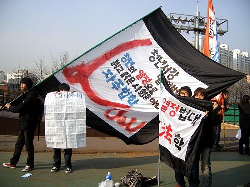 법대의 새맞단 학생들, 수고했습니다!
