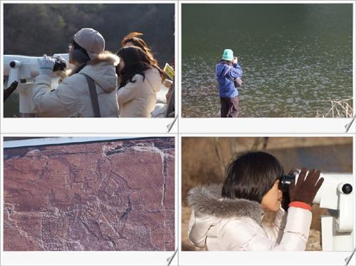 몰입 반구대 바위그림을 찾아라