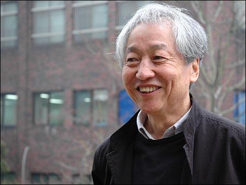 김정헌 한국문화예술위원회 위원장.