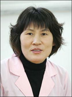 고봉순 광덕초교 영양교사.