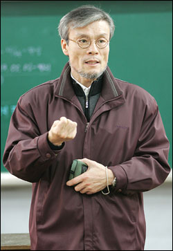 유관호 문래초교 교사