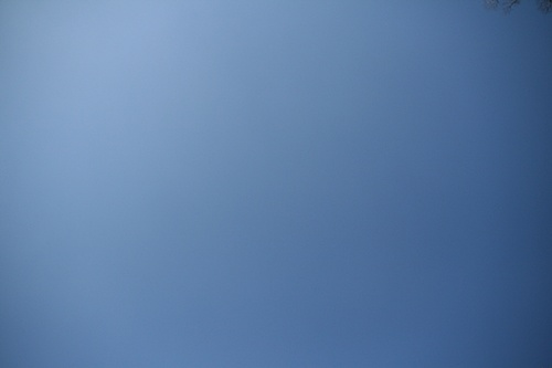 하늘 다가오는 봄의 하늘