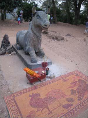 힌두교의 상징인 성스러운 소
