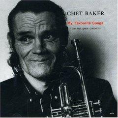<My Favourite Songs> 앨범 재킷 쳇 베이커의 마지막이자 유작 앨범.