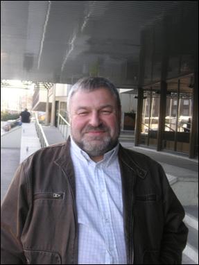수보테야의 진행자 알렉산데르 주케르만