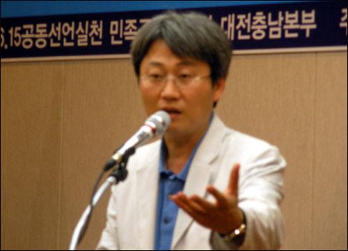 경남대 정치회교학과 김근식 교수