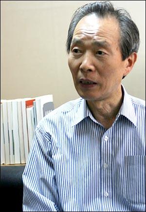 장기표 신문명정책연구원장.