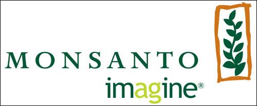 몬산토의 로고.