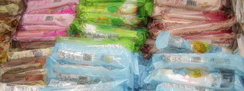 진열장의 빙과류 맛있는 아이스크림 빙과류 그 속엔 무엇이 들어 있을까? 사진은 기사의 특정 사실과는 상관이 없다.