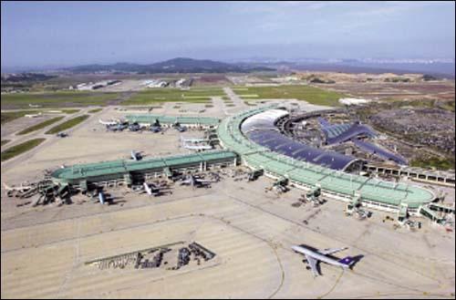 인천국제공항 전경