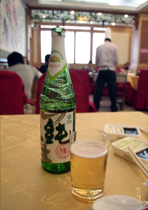 옌징生맥주