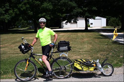 이리(Erie)호에서 우연히 만난 라이더 게리 그는 나를 초대하고 싶다며 자신의 7일짜리 자전거 여행을 즉석에서 포기하고 자신의 집으로 데려갔다. 그를 통해 강한 사람은 배려하는 사람이고, 배려하는 사람은 아름다운 사람임을 깨달았다.