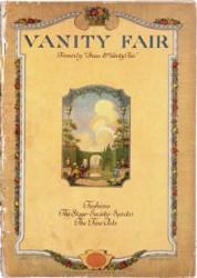 1914년 베너티 페어 창간호