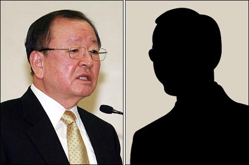 강만수 기획재정부 장관과 아고라 논객 미네르바