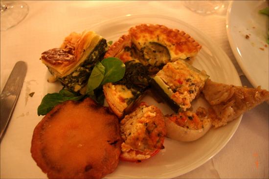 프로방스 지방의 전통요리 토마토 파씨와 키쉬