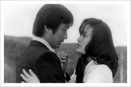 속 별들의 고향 영화 스틸컷(신성일, 장미희)