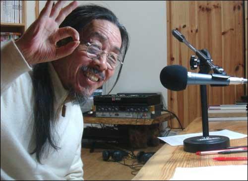 MBC 라디오가 밤 9시35분 방송하는 '이외수의 언중유쾌'