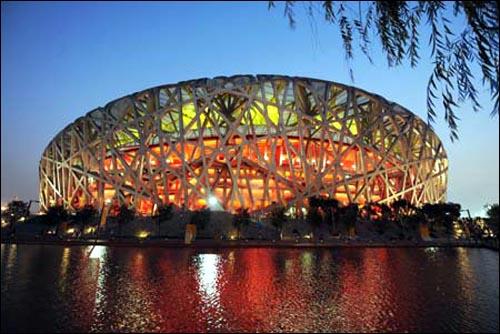 베이징올림픽 주경기장 궈자티위창