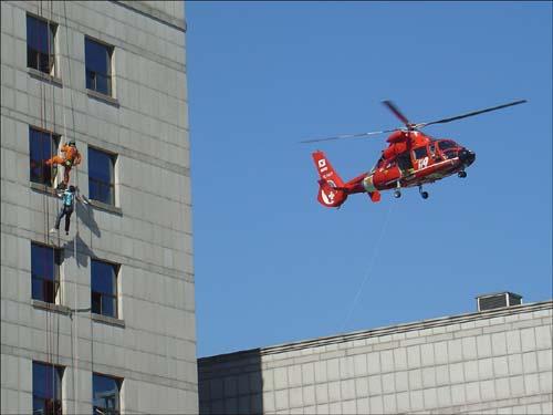 소방헬기 구조