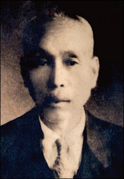 4월의 독립운동가로 지정 된 규운 윤기섭 선생.
