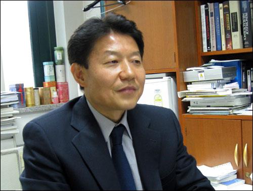 우희종 서울대학교 수의학과 교수.