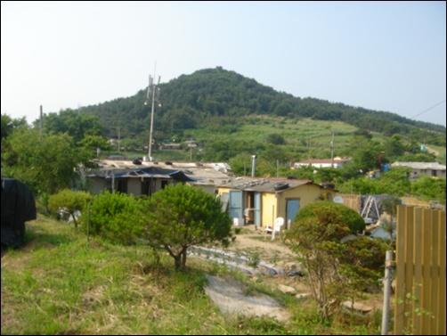도심 속의 산 마을, 장산 목장 마을