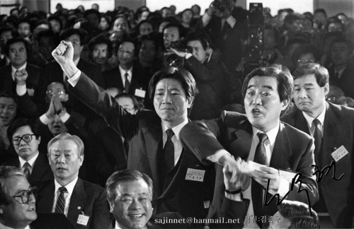 한국 근현대사를 보여주는 15장의 사진.JPG : MLBPARK