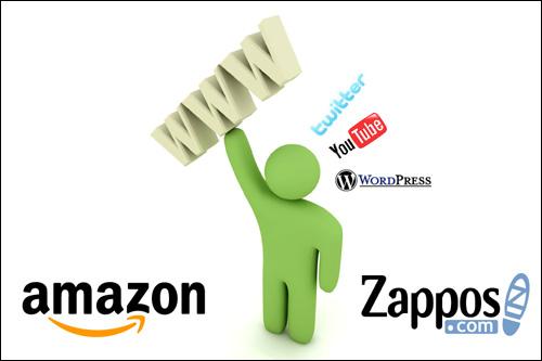 왜 자포스와 아마존은 양사의 중요하고도 새로운 발표를 기존 미디어 대신 기업 소셜 미디어 채널을 통해 알리게 되었을까요?